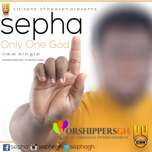 sepha only one God album art