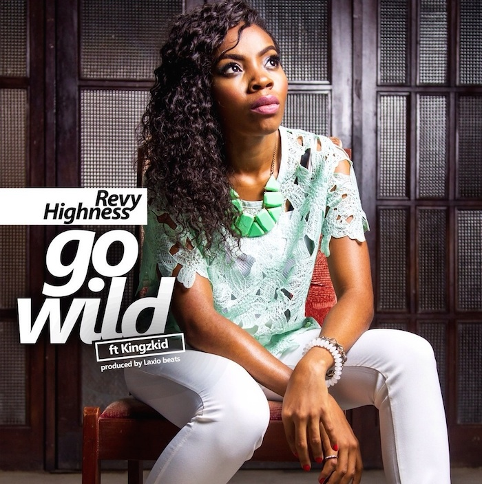revy ft kingzkid go wild