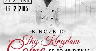 Kingzkid to release single