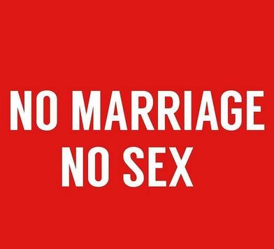 no-marriage-no-sex