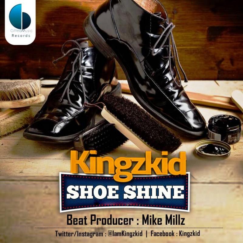 kingzkid shoe shine