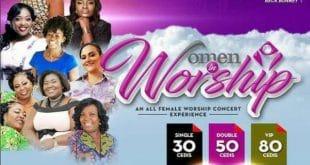 women in worship