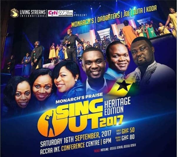 sing out 2017
