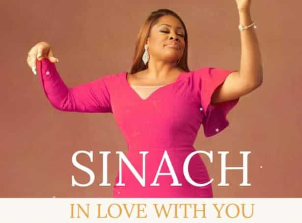 sinach-in love with you