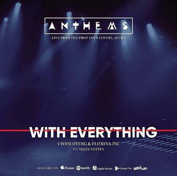 Cwesi Oteng - With Everything