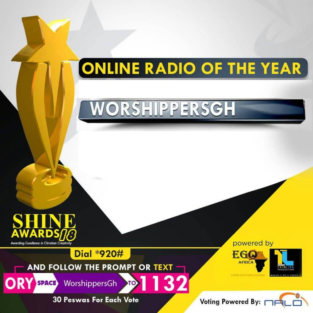 WorshippersGh shine awards