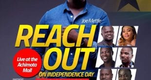 Joe Mettle - reach out