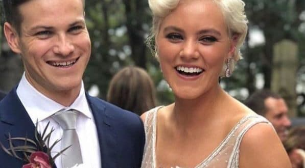 Taya Smith of Hillsong United tied the Knot - View Pictures