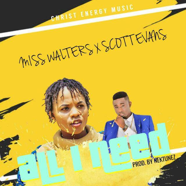 Miss walters x scott evans