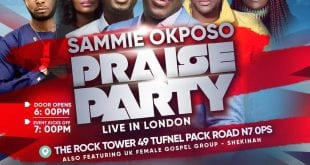 Sammie-Okposo-Praise Party