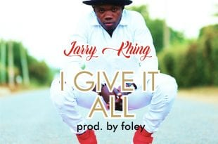 larry khing - i give it all cover