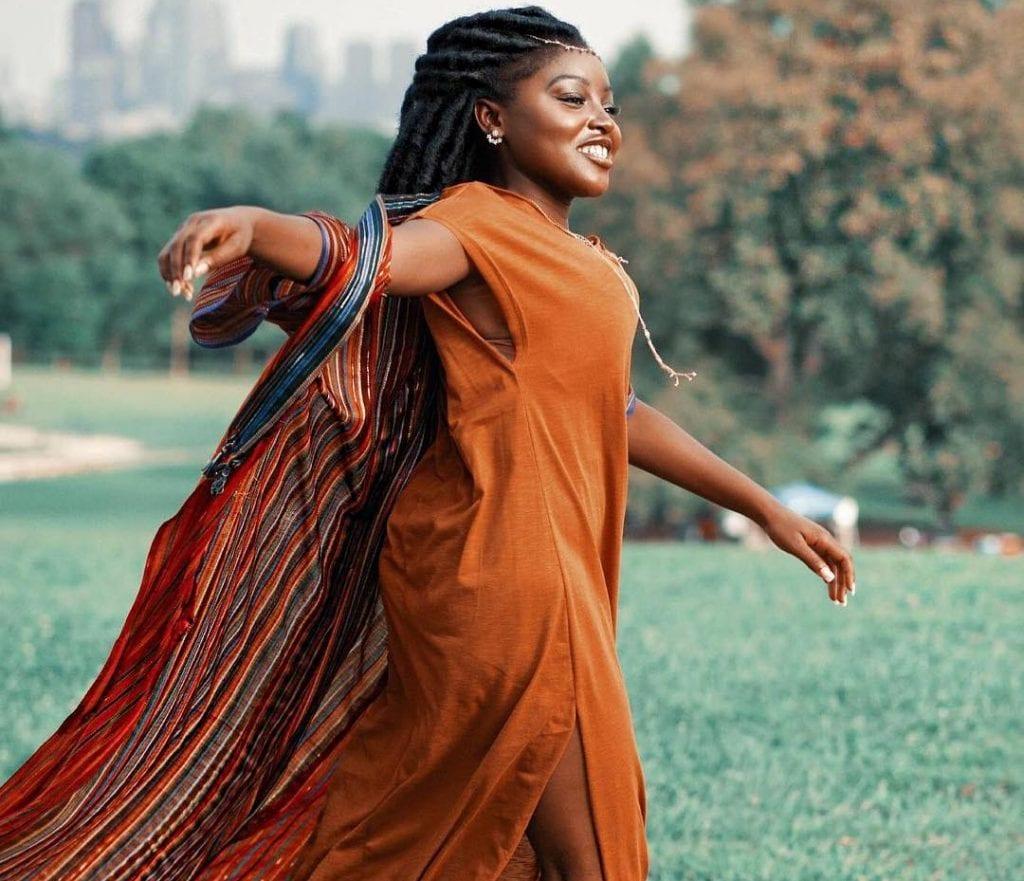 US based Ghanaian gospel artiste, Annisstar to release a new single 'Rise Up' 123 1 1024x881