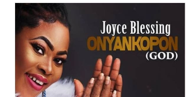 Joyce Blessing to drop a brand new single 'Onyankopon