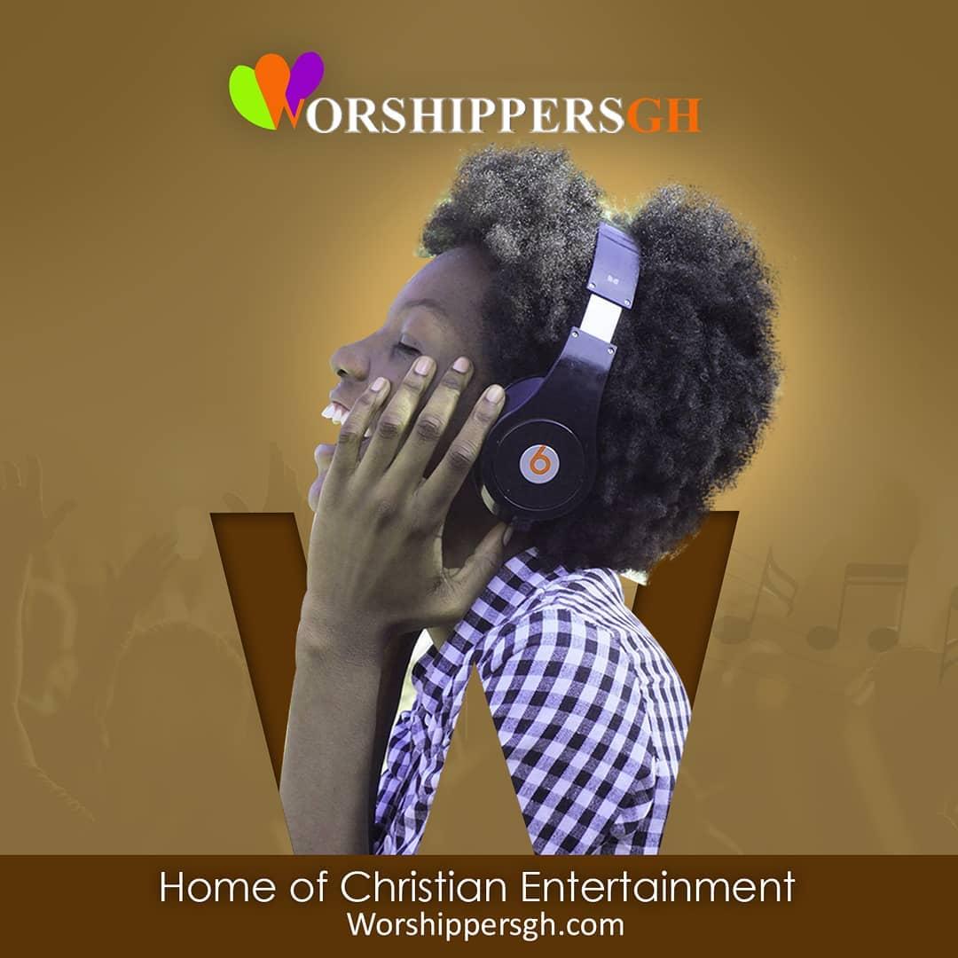 Worshippersgh website design