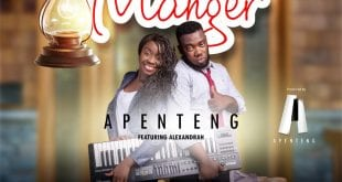 stephen apenteng away in a menger ft alexandrah