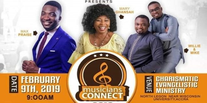 musicians connect