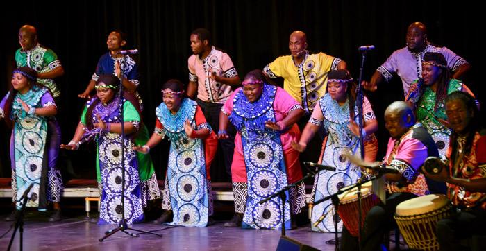 Soweto Gospel choir grabs a third Grammy Award sgc Gerard Rowan