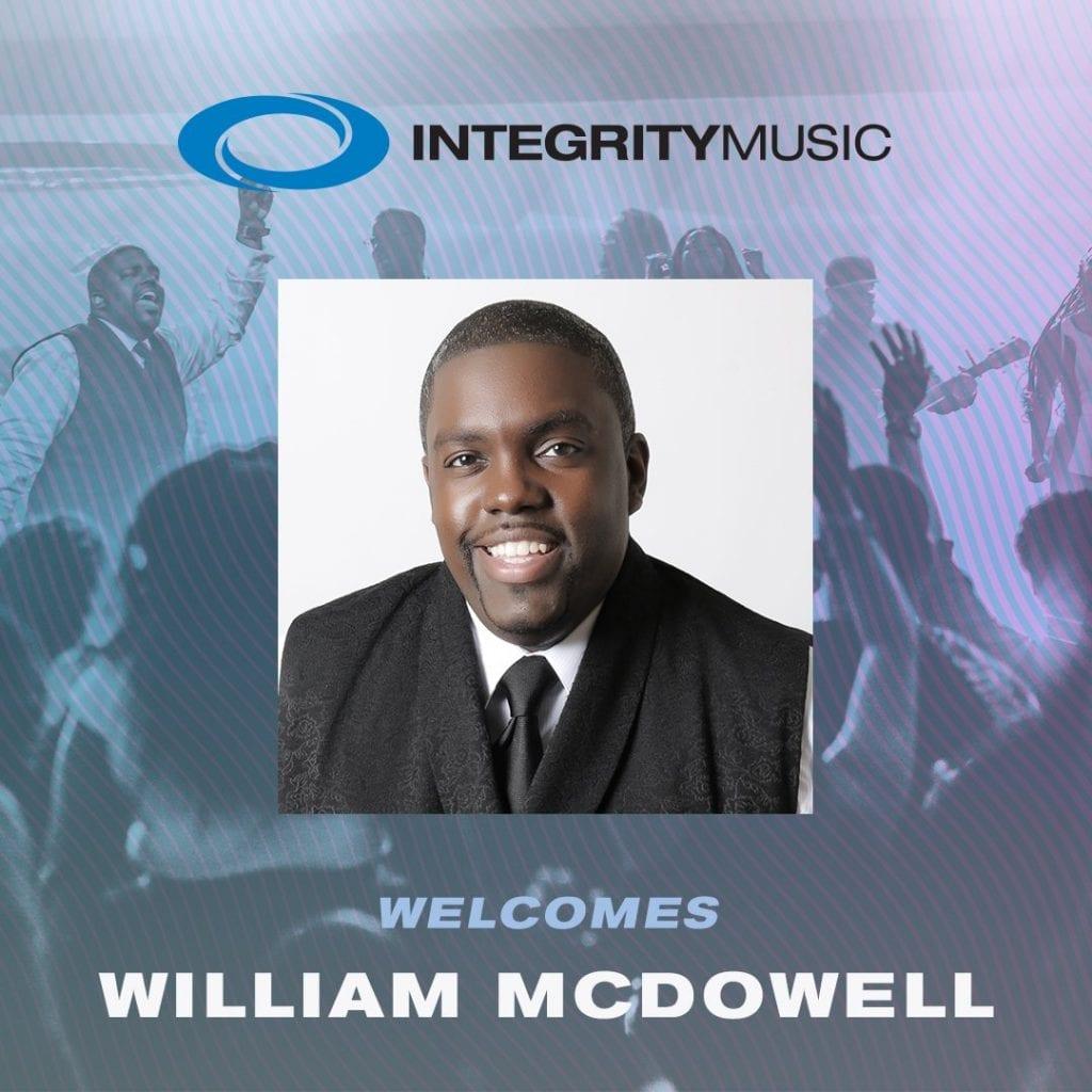 william mcdowel integrity music
