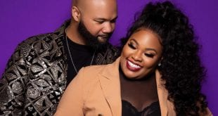 tasha cobbs and husband kenneth leonard celebrates years wedding anniversary