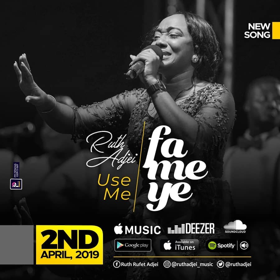 New Music] Ruth Adjei has ushered in her first single for