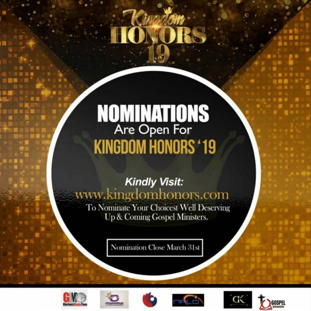 kingdom honors 18