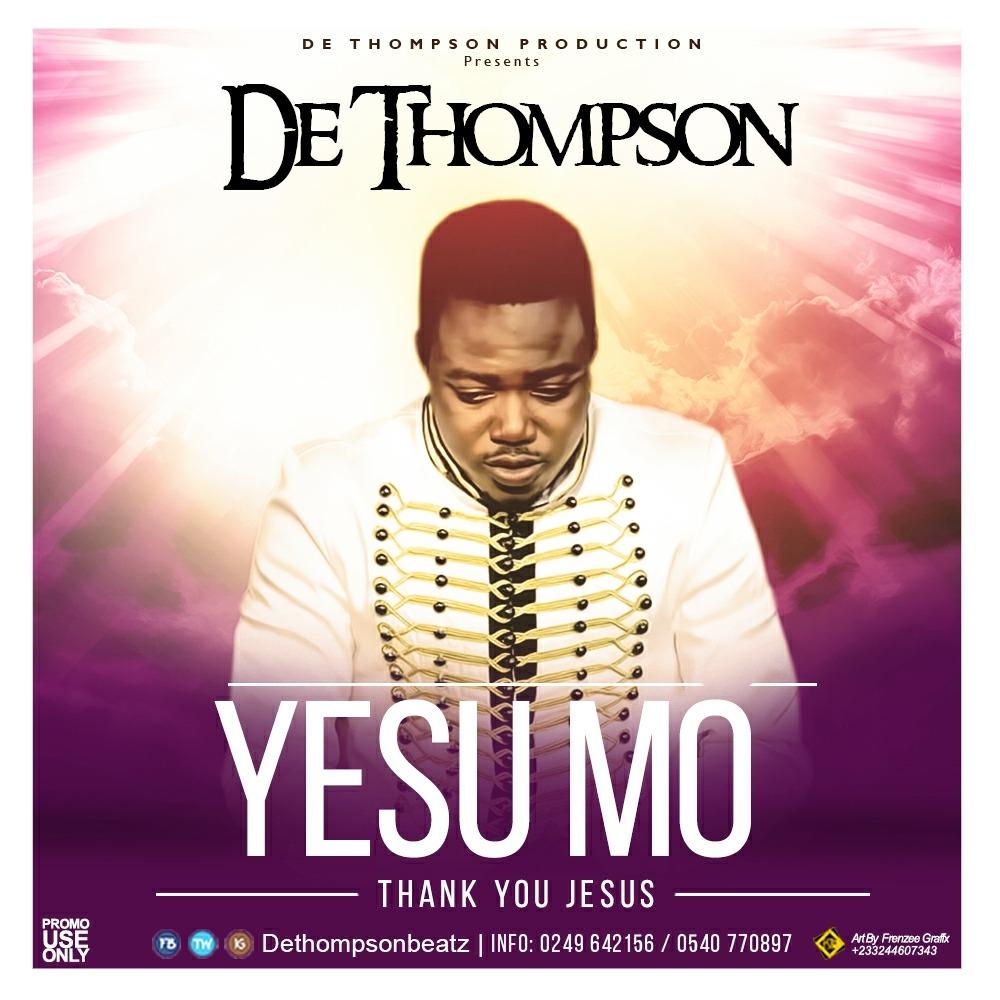 dethompson yesu mo worshippersgh