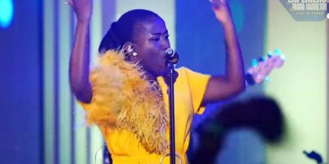 diana antwi hamilton - nsenkyerene nyame- worshippersgh