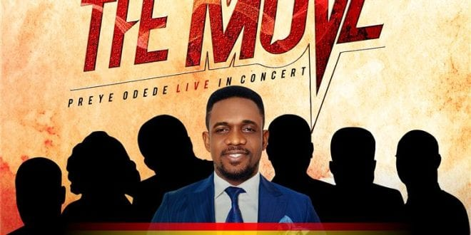 preye odede the move concert worshippersgh