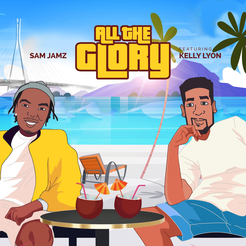 sam jamz - All The Glory Cover Art