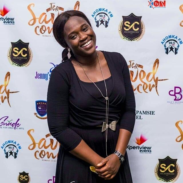 Eunice Cofie Yeda W'ase eunice cofie Eunice Cofie releases debut single 'Yeda W'ase' 44176984 553932345020567 8130992305352998912 n