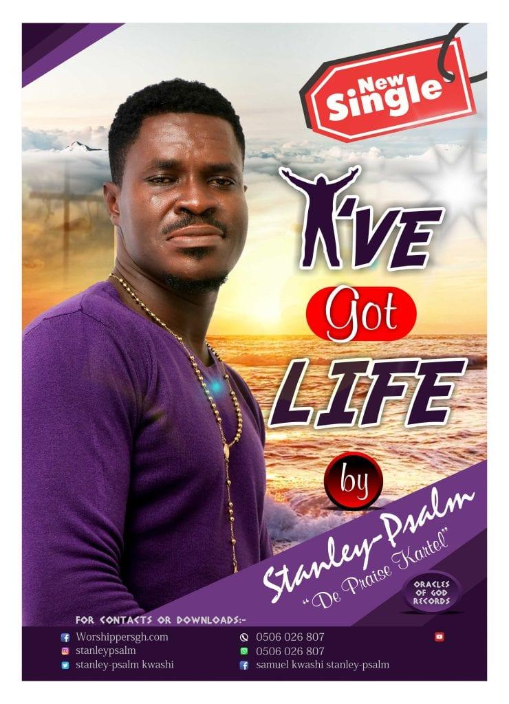I've Got Life poster