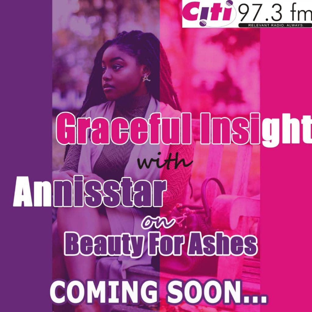 Annisstar Arning auto draft US based gospel singer Annisstar to host a motivational segment on Citi Fm's Sunday Evening Show soon WhatsApp Image 2019 07 01 at 9