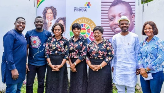 auto draft Daughters of Glorious Jesus unveiled as official ambassadors for SDGs daughters of glorious jesus sdg ambassadors 2