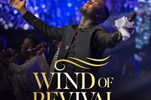 Joe-Mettle-album-wind of revival worshippersgh