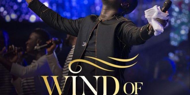 Joe-Mettle-album-wind of revival worshippersgh