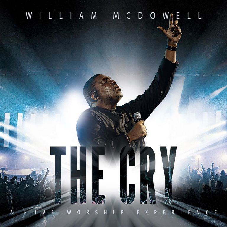 William-McDowel-Set-To-Release-New-Album-The-Cry