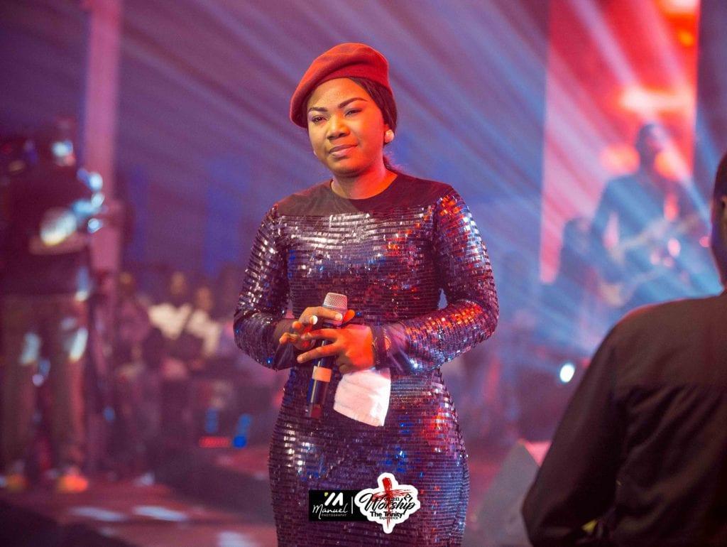 Mercy chimwo at women in worship 19