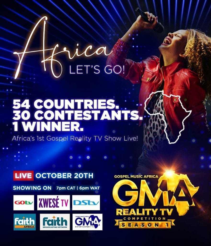 gospel music africa tv reality show worshippersgh