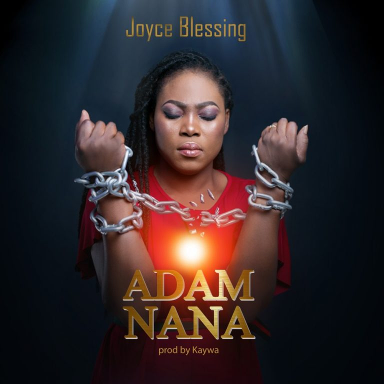 joyce blessing Adam Nana Worshippersgh