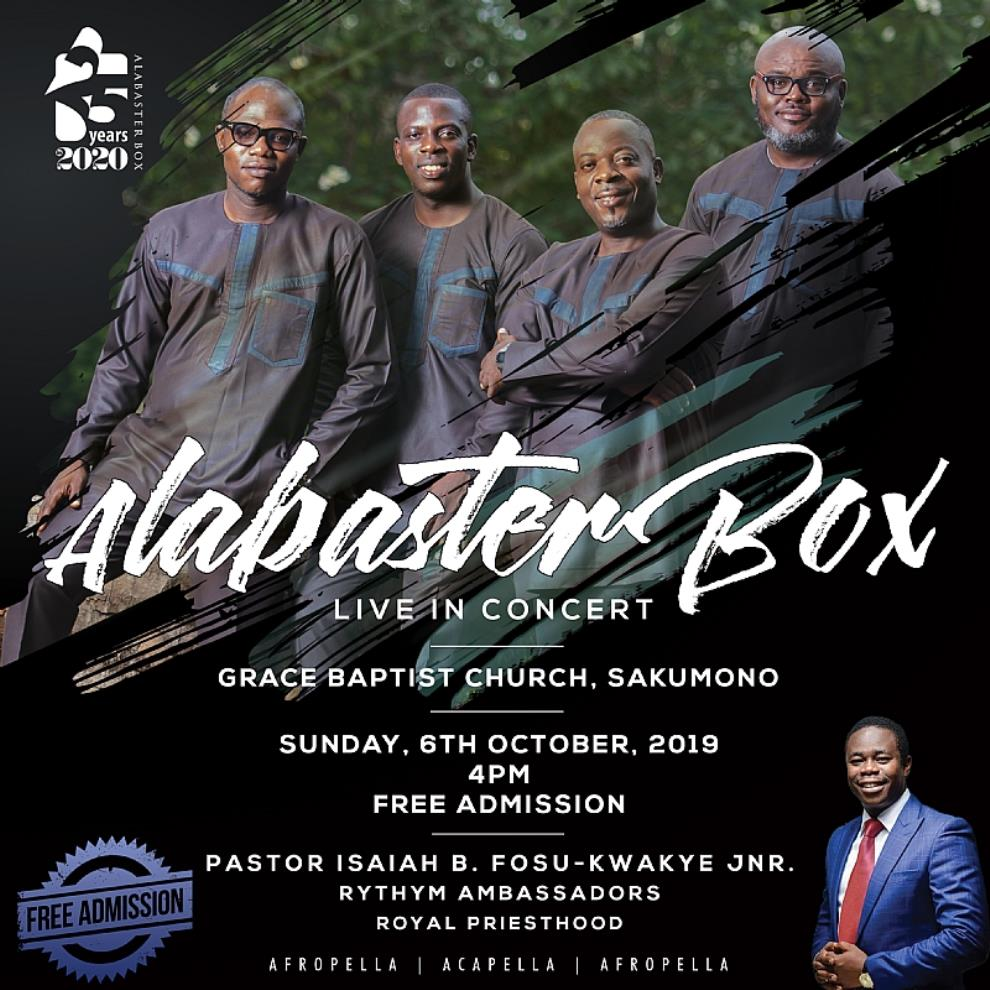 alabaster box live in concert