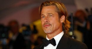 Brad Pitt now a christian