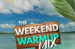 dj christcentric weekend warmup mix tracklisting