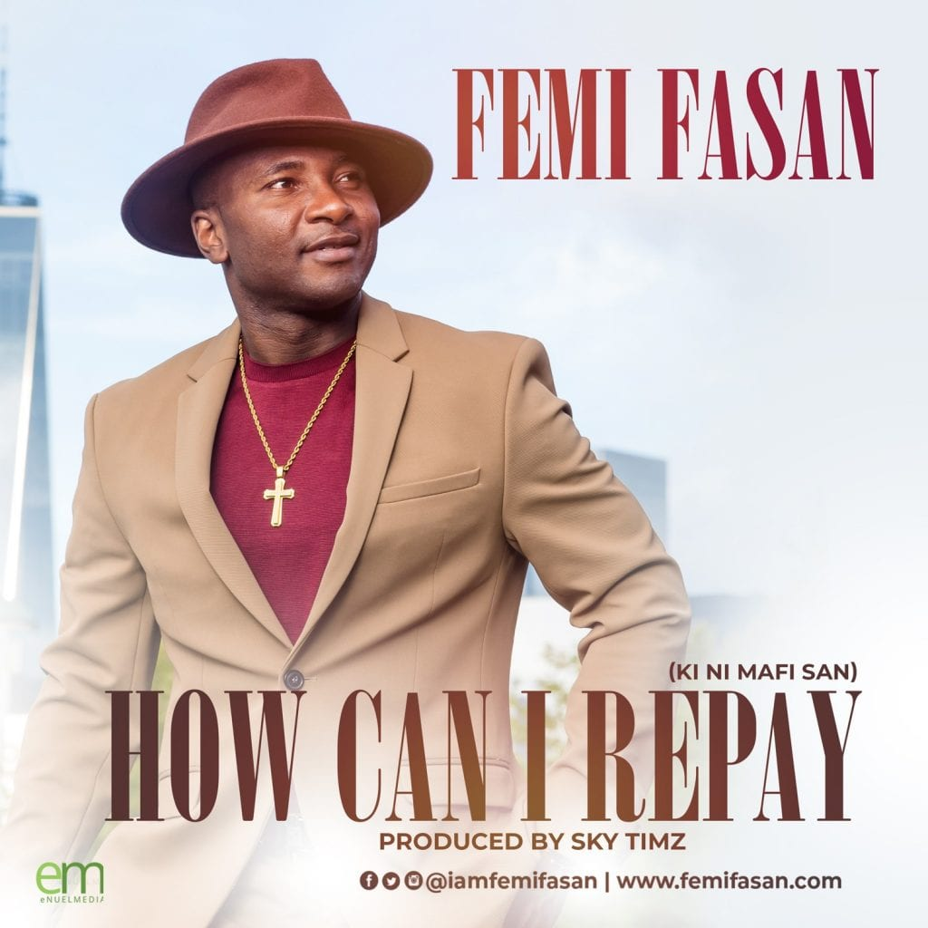 femi fasan how can i repay