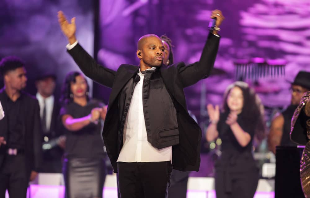 Kirk Franklin declares his intention to boycott TBN & Dove Awards over issue of diversity