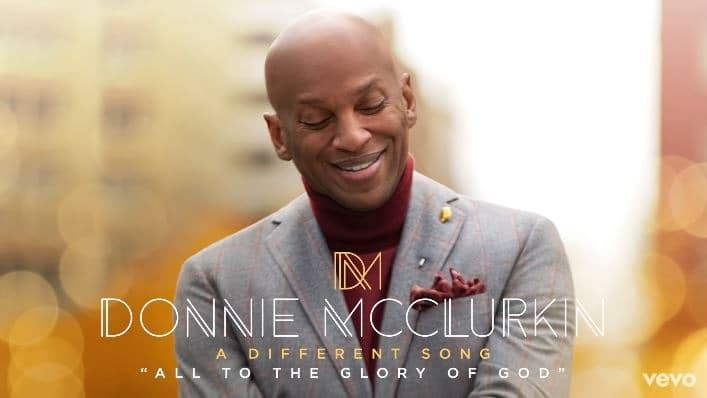 donnie mcclurkin all the glory worshippersgh