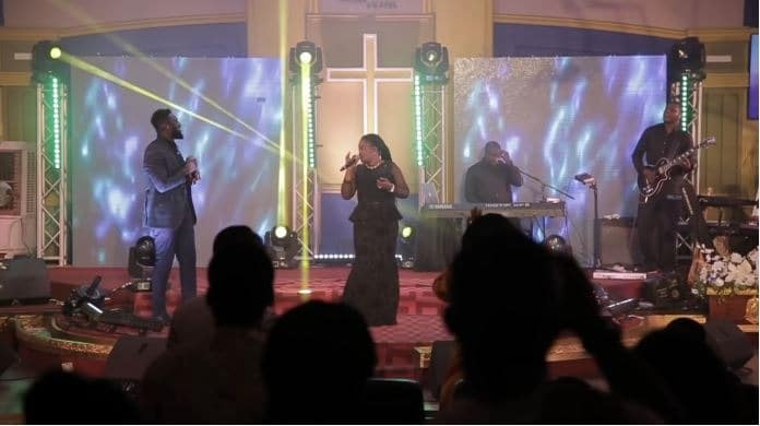 mogmusic and ohemaa mercy praise medley