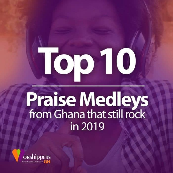 top 10 praise medley