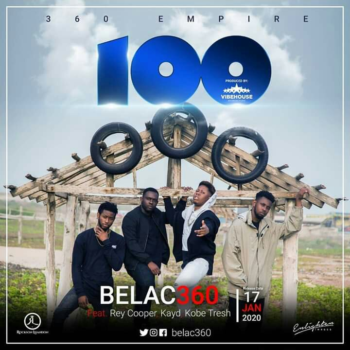 belac360 - 100 worshippersgh