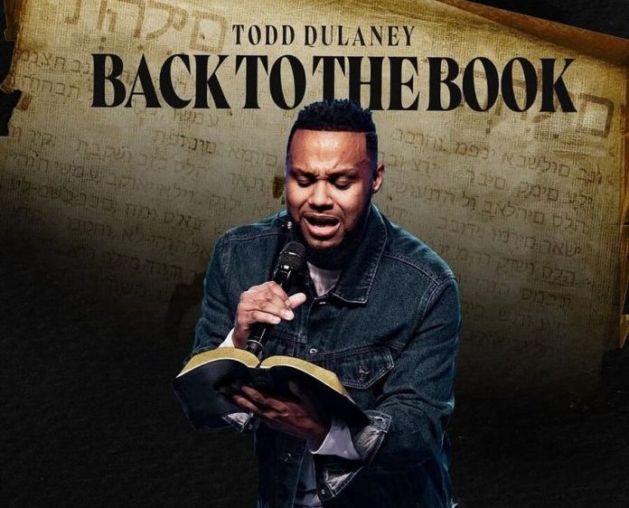 Todd Dulaney back to the book download