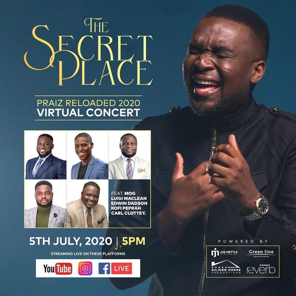 praiz reloaded secret place